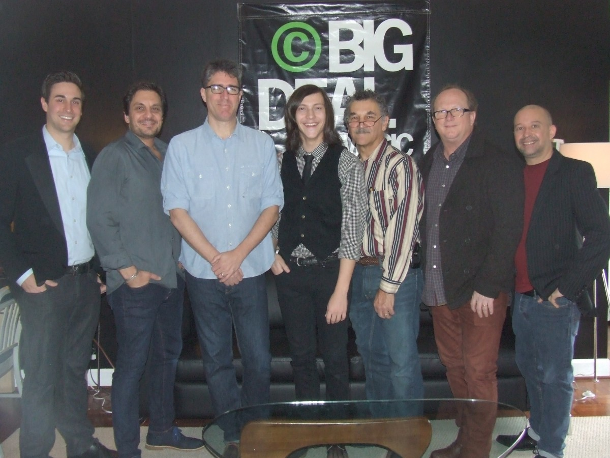 Zeke Signs with Big Deal Music