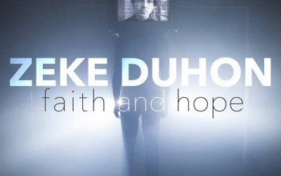 "Zeke's Debut Single ""Faith And Hope"" out NOW!"